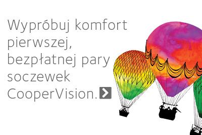 Soczewki CooperVision